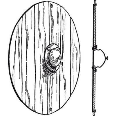 Англосаксонский щит