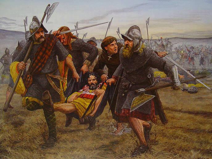 Галлогалсы в бою