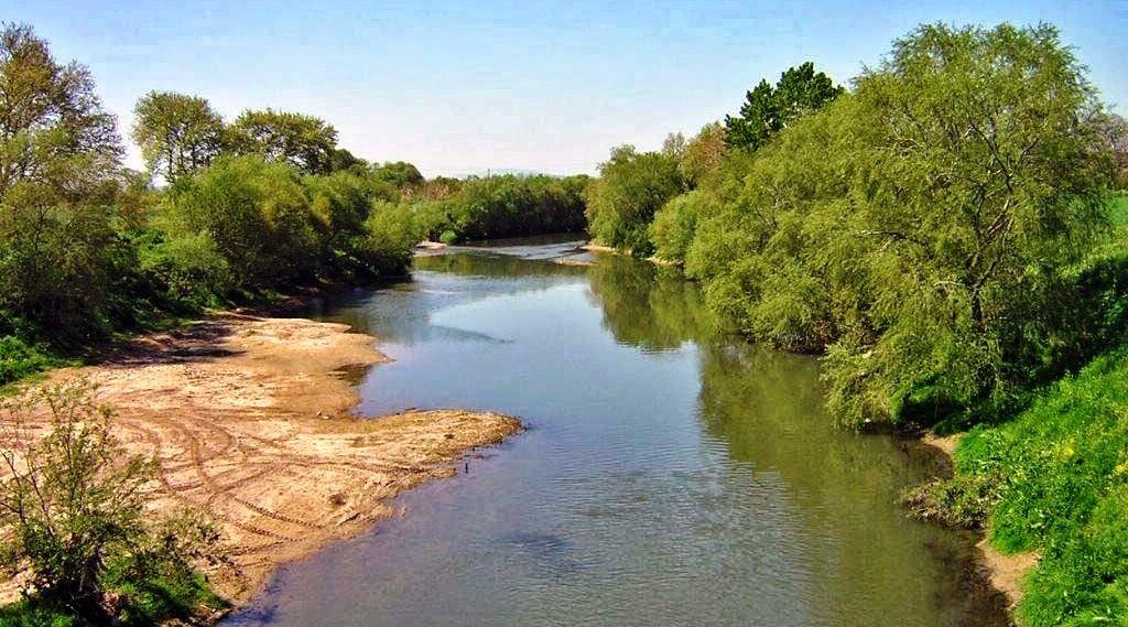 Река Граник в современности